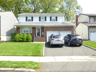 Union Twp. Single Family Home For Sale: 863 Peach Tree Road