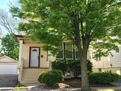 Maplewood Twp. Single Family Home For Sale: 223 Laurel Ave