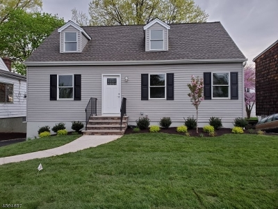 Union Twp. Single Family Home For Sale: 934 Madison Ave