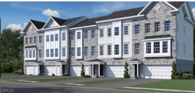 Morris Twp. Condo/Townhouse For Sale: 12 Colgate Drive #4