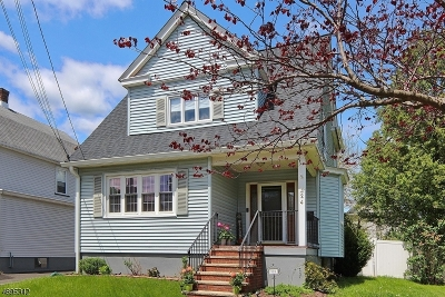 Garwood Boro Single Family Home For Sale: 324 Spruce Ave