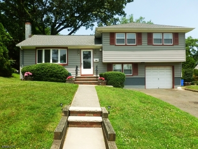 Montclair Twp. Single Family Home For Sale: 1 McDonough St