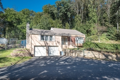 Randolph Twp. Single Family Home For Sale: 71 Grist Mill Rd