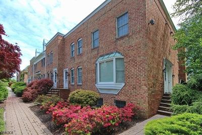 Summit City Condo/Townhouse For Sale: 42 Elm St Unit 38j #38J