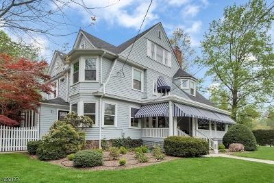 Montclair Twp. Single Family Home For Sale: 412 Park St