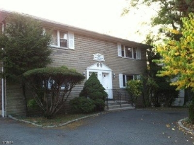 South Orange Village Twp. NJ Condo/Townhouse For Sale: $154,900