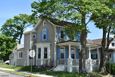 Dover Town Single Family Home For Sale: 31 King St