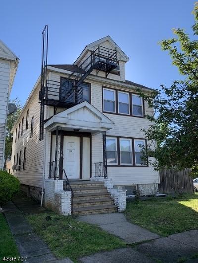 Elizabeth City Multi Family Home For Sale: 59 Dayton St #2