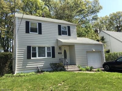ROSELLE Single Family Home For Sale: 469 Cristiani St