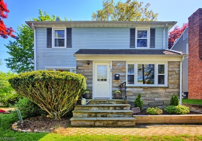 West Orange Twp. Single Family Home For Sale: 30 Lincoln Ave