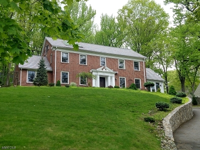South Orange Village Twp. NJ Single Family Home For Sale: $925,000