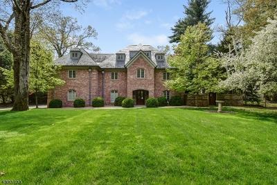 Millburn Twp. Single Family Home For Sale: 18 Joanna Way
