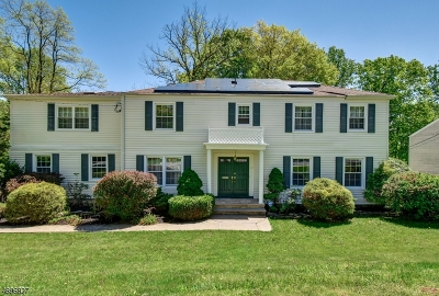 West Orange Twp. Single Family Home For Sale: 43 Underwood Dr