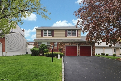 Union Twp. Single Family Home For Sale: 47 Reinhold Ter