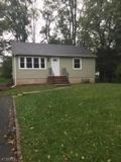 Hanover Twp. Single Family Home For Sale: 42 Boulevard Rd