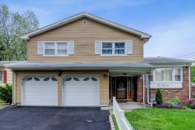 ROSELLE Single Family Home For Sale: 300 Floral St