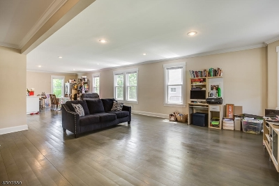 Montclair Twp. Single Family Home For Sale: 379 Orange Rd