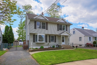 CLARK Single Family Home For Sale: 30 Florence Dr