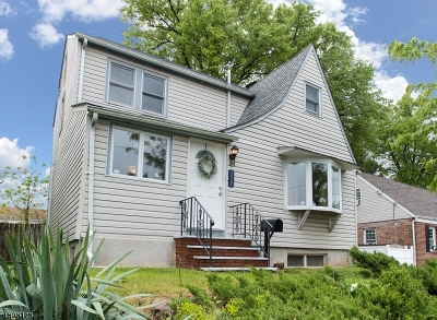 Union Twp. Single Family Home For Sale: 312 Newark Ave
