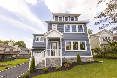 Scotch Plains Twp. Single Family Home For Sale: 2573 Madison Ave