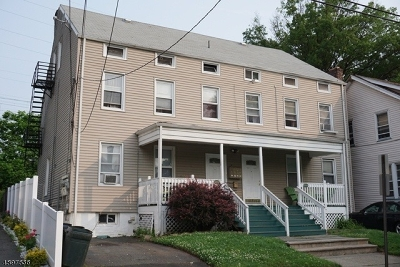 Rahway, Rahway City Multi Family Home For Sale: 1270-1274 Fulton St.