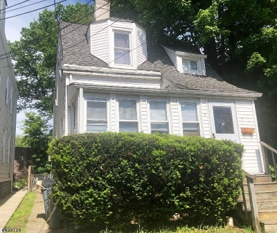 West Orange Twp. Single Family Home For Sale: 5 Wheeler St