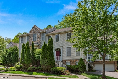 Randolph Twp. Condo/Townhouse For Sale: 148 Arrowgate Dr