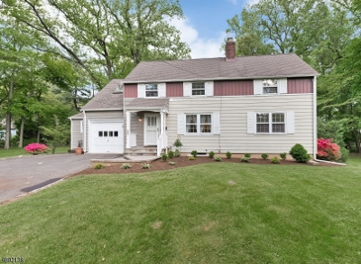 MOUNTAINSIDE Single Family Home For Sale: 256 Evergreen Ct