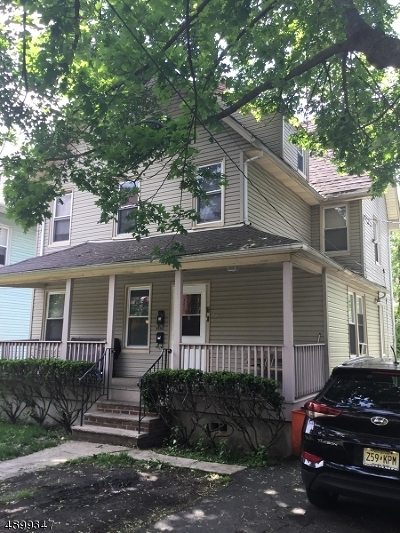 Summit City Multi Family Home For Sale: 208 Morris Ave