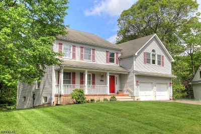Randolph Twp. Single Family Home For Sale: 31 Valley Rd