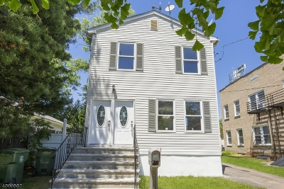Linden City Multi Family Home For Sale: 409 East Elm St