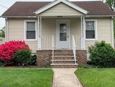 Edison Twp. Single Family Home For Sale: 2 Wiley Ave