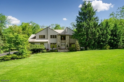 Randolph Twp. Single Family Home For Sale: 35 Winchester Ter