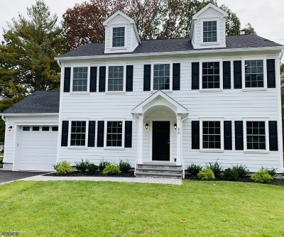 WESTFIELD Single Family Home For Sale: 86 Cottage Pl