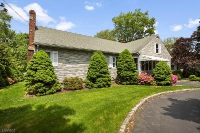 CLARK Single Family Home For Sale: 488 Oak Ridge Rd