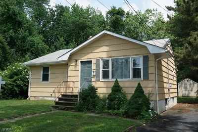 CLARK Single Family Home For Sale: 304 Westfield Ave