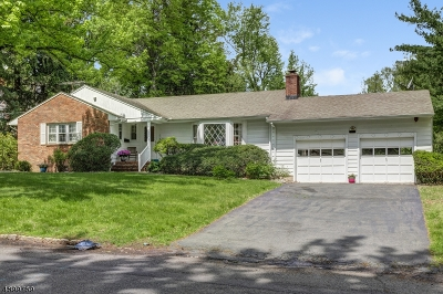 WESTFIELD Single Family Home For Sale: 526 Clifton St