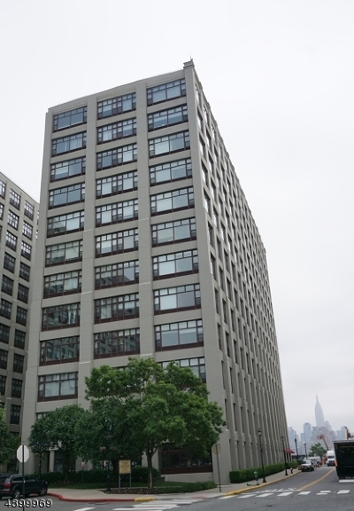 Hoboken City Condo/Townhouse For Sale: 1500 Hudson St #9S