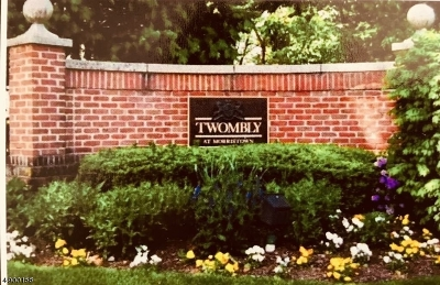 Morristown Town Condo/Townhouse For Sale: 8 Twombly Ct