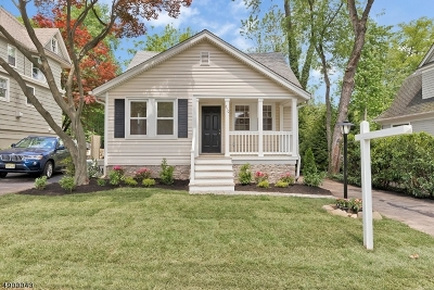 WESTFIELD Single Family Home For Sale: 810 Prospect St