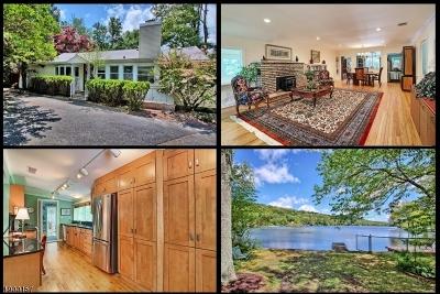 Denville Twp. Single Family Home For Sale: 22 Cedar Lake East
