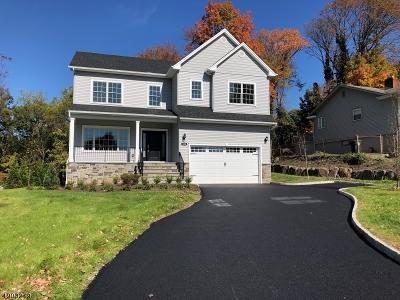 Hanover Twp. Single Family Home For Sale: 300 Whippany Rd