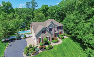 WARREN Single Family Home For Sale: 25 Downingtown Ct