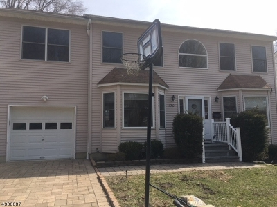 Parsippany-Troy Hills Twp. Single Family Home For Sale: 120 Farmingdale Dr