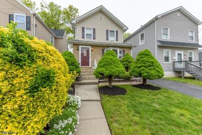 Roselle Boro Single Family Home For Sale: 237 E 8th Ave