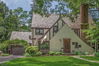 Summit City Single Family Home For Sale: 3 Oak Knoll Rd