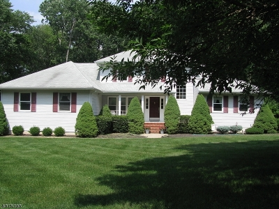 Randolph Twp. Single Family Home For Sale: 18 Georgian Rd