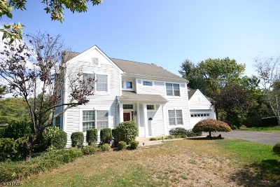 New Providence Boro Single Family Home For Sale