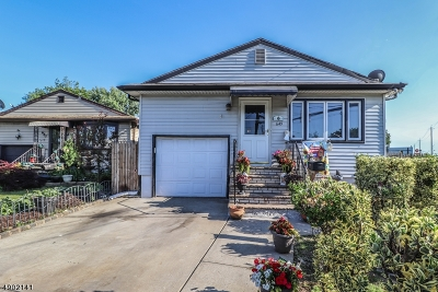 Rahway, Rahway City Single Family Home For Sale: 649 E Grand Ave