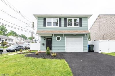 Woodbridge Twp. Single Family Home For Sale: 2 E Maple St